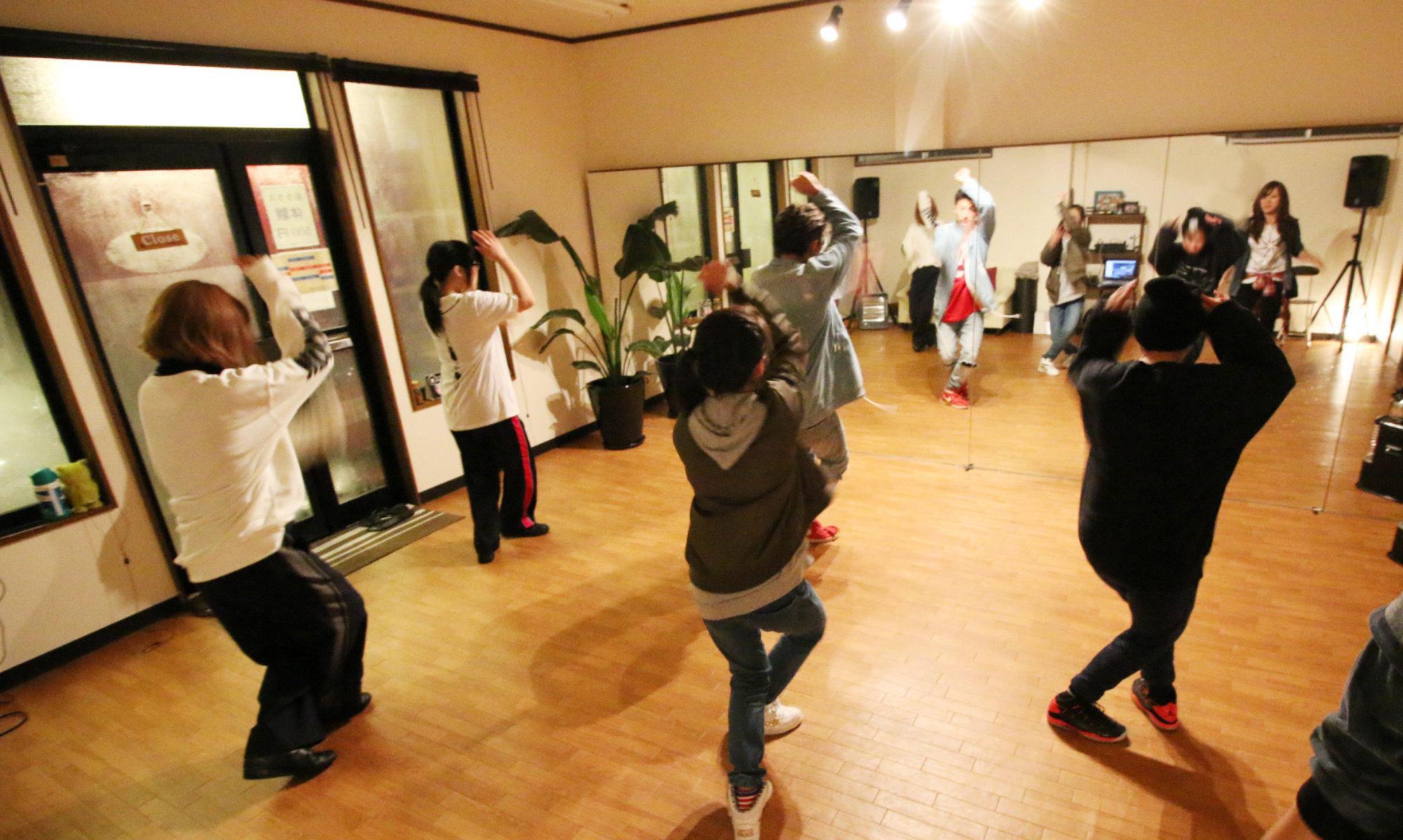 ダンススタジオ リレイション RELATION